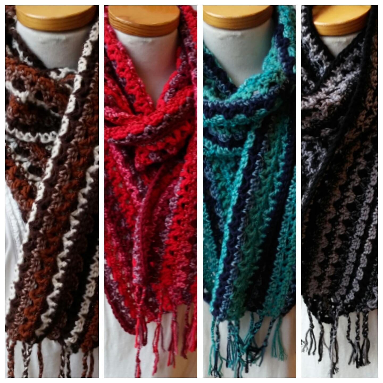 Toffe sjaal