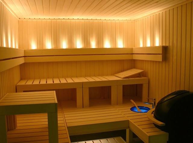 Baño Turco Quema Calorias:Quemar Grasa En El Sauna