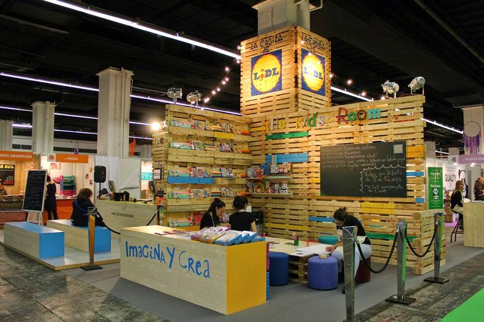 HANDMADE FESTIVAL LIDL ESPAÑA SORTEO PANIFICADORA CONVERSACIONES DE CAFE BLOG