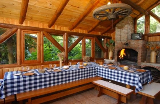 Constructora p g ltda quinchos p rgolas cobertizos for Casas con cobertizos