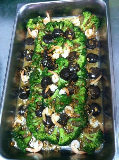 Mushroom Brocoli
