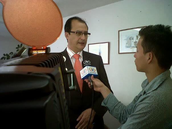 Entrevista con el Secretario de Salud del Cauca Duván Ely Quintero