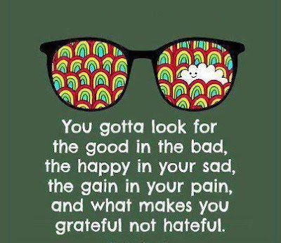 The Gain In Your Pain Motivational Quote