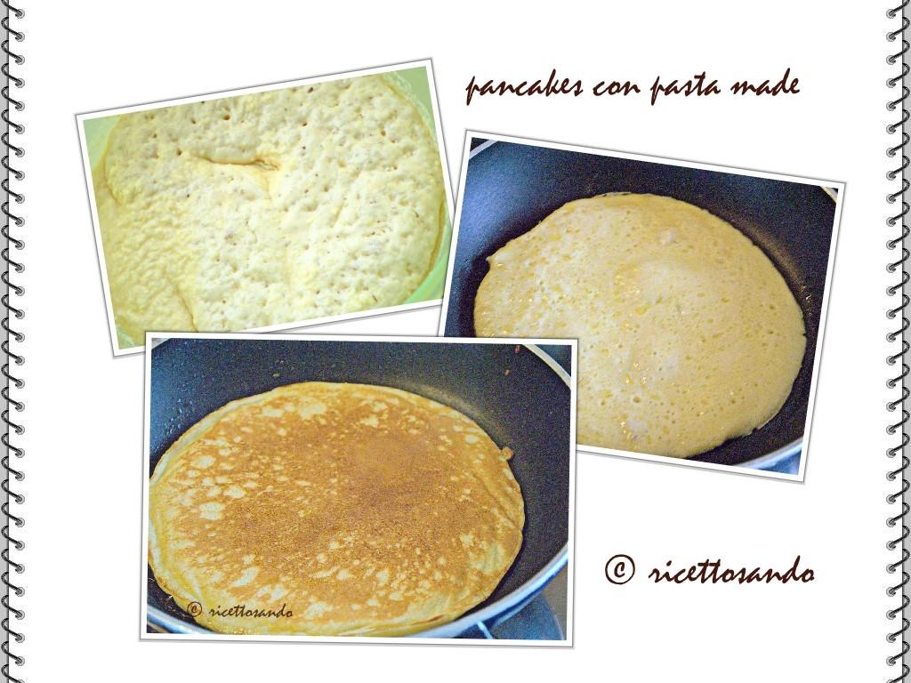pancake procedimento