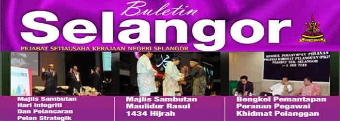 Portal Rasmi Kerajaan Negeri Selangor