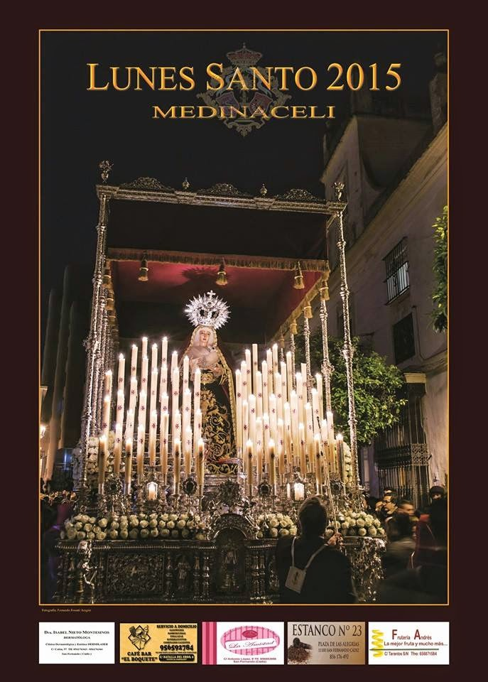 Cartel Hdad. de Medinaceli.