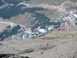 Alojamiento en Pradollano. Parque Nacional de Sierra Nevada.