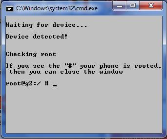 Check Root - Kiem tra root LG