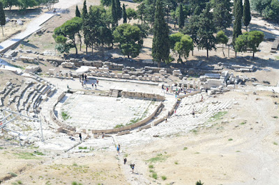 image of ancient theatre