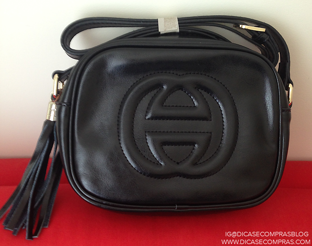 Achadinho AliExpress: Bolsa Gucci Soho Bag