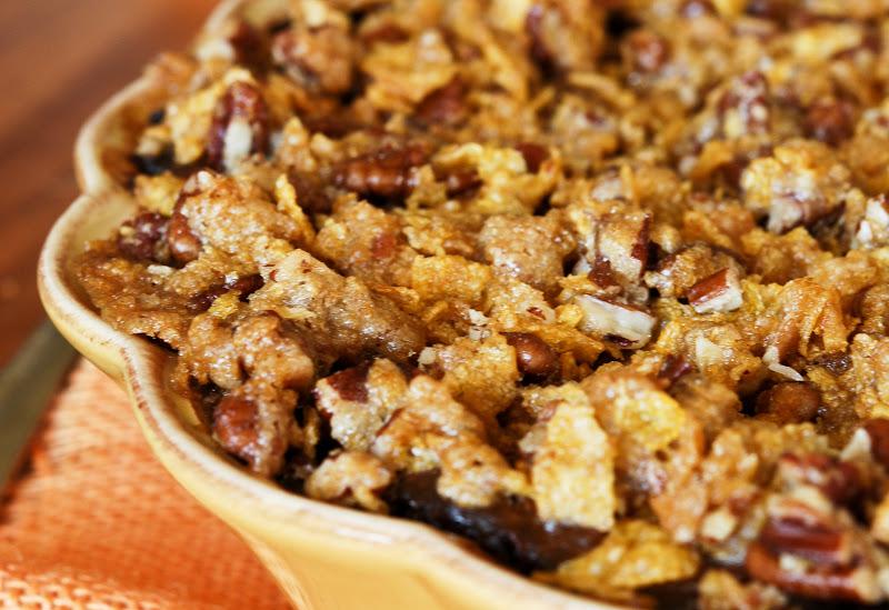 Gonna Want Seconds: Sweet Potato Casserole
