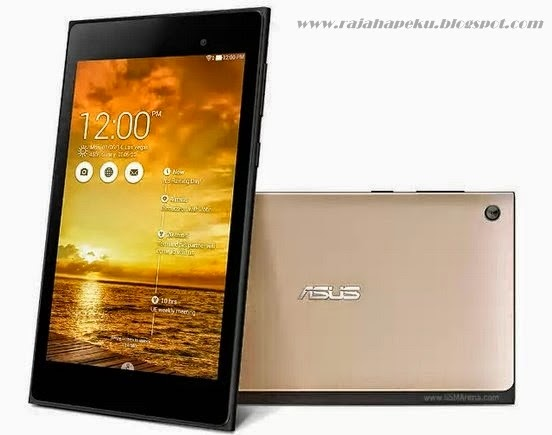 Harga Dan Spesifikasi Asus Memo Pad 7, Technology Display IPS LED-Backlight WUXGA