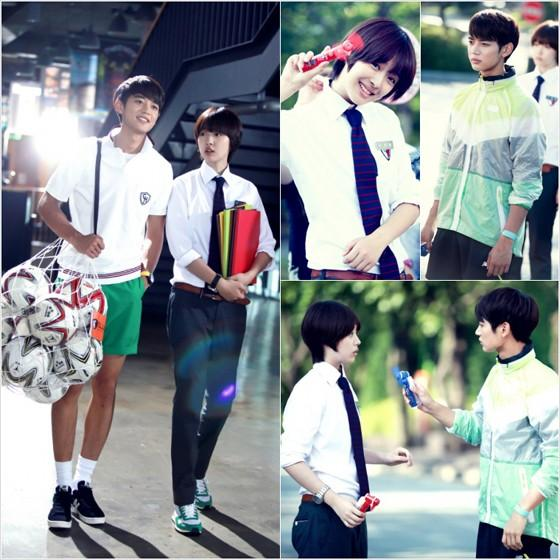 Eun seo and minho dating sulli