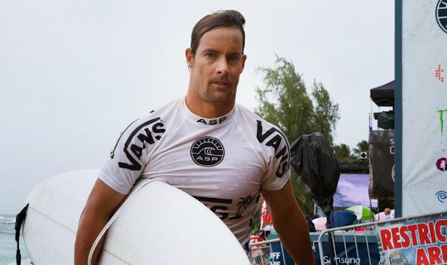39 Vans World Cup of Sufing 2014 Travis Logie Foto ASP