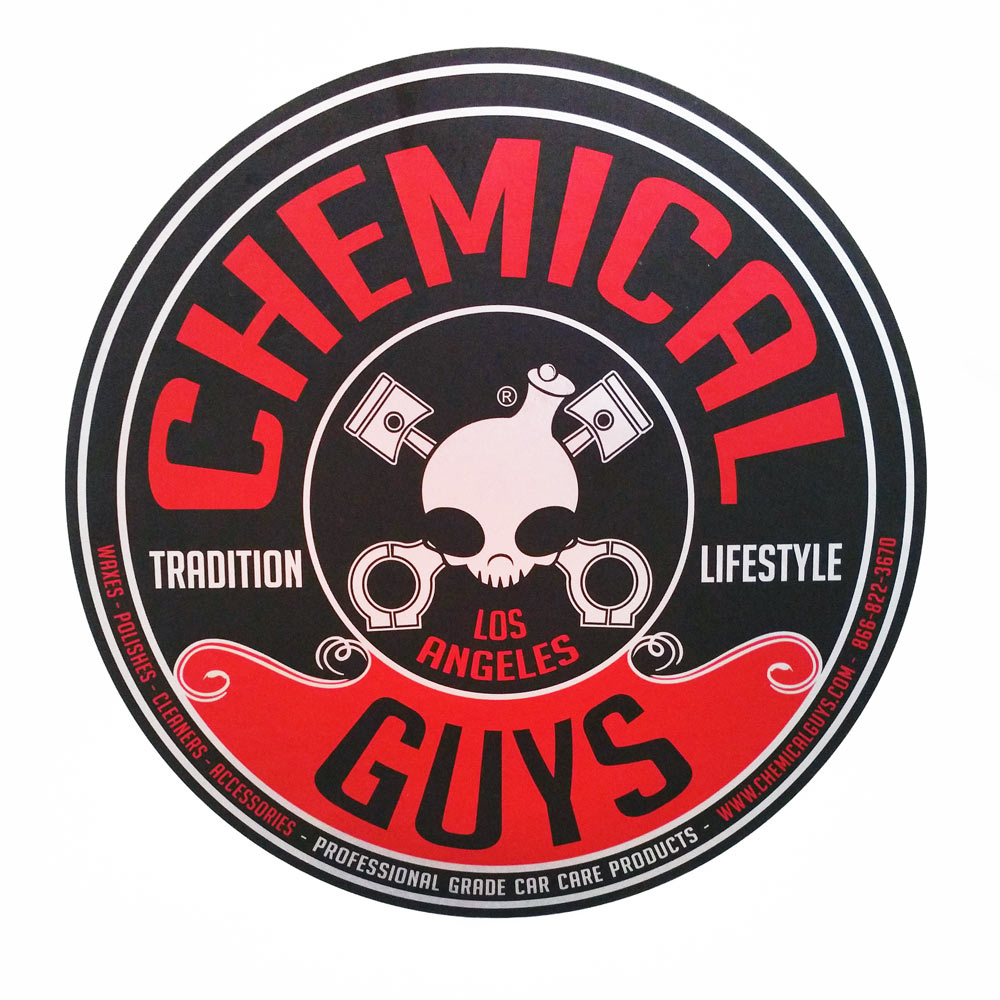 JCS Werkt met Chemical Guys