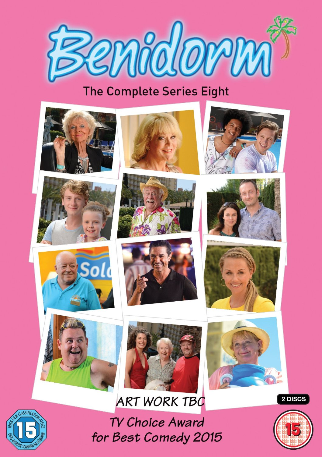 BENIDORM SEASON 8 OUT NOW!