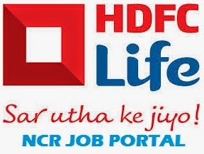 "Walkin For Any Graduate @ ""HDFC Life Insurance"" in DELHI - Job for 1 to 6 Years Experience"