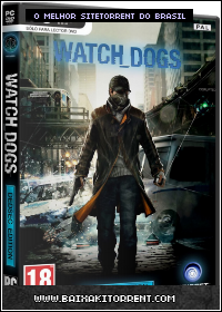 Capa Download Watch Dogs PC (2014) Torrent Baixaki Download