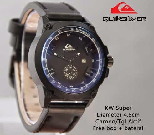 Quiksilver Chrono Detik Full Black