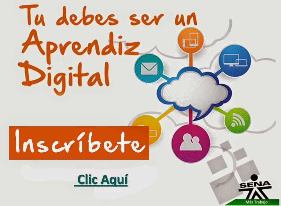 Inscríbete aprendiz digital en el Centro de Servicios Empresariales y Turísticos CSET