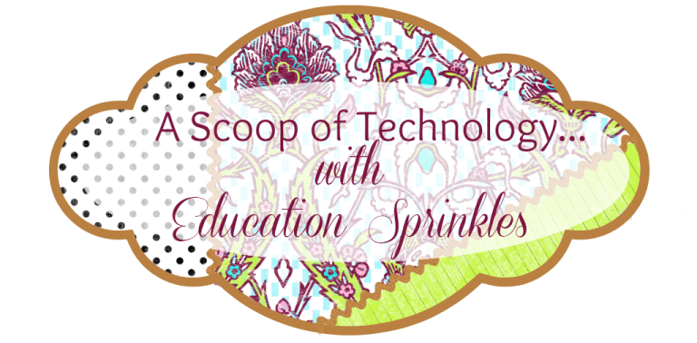 A Scoop of Technology with Education Sprinkles
