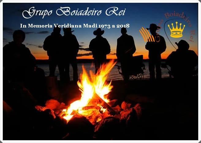Grupo Boiadeiro Rei  em Memoria Veridiana Madi 1973 a 2018