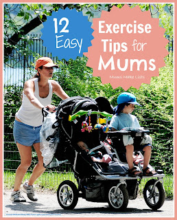 Get Fit Tips for Mums