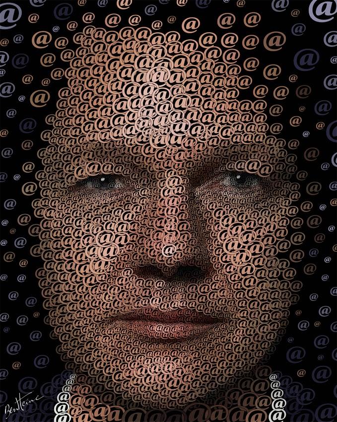 05-Julian-Assange-Ben-Heine-Painting-&-Sculpture-Digital-Circlism-Portraits-www-designstack-co