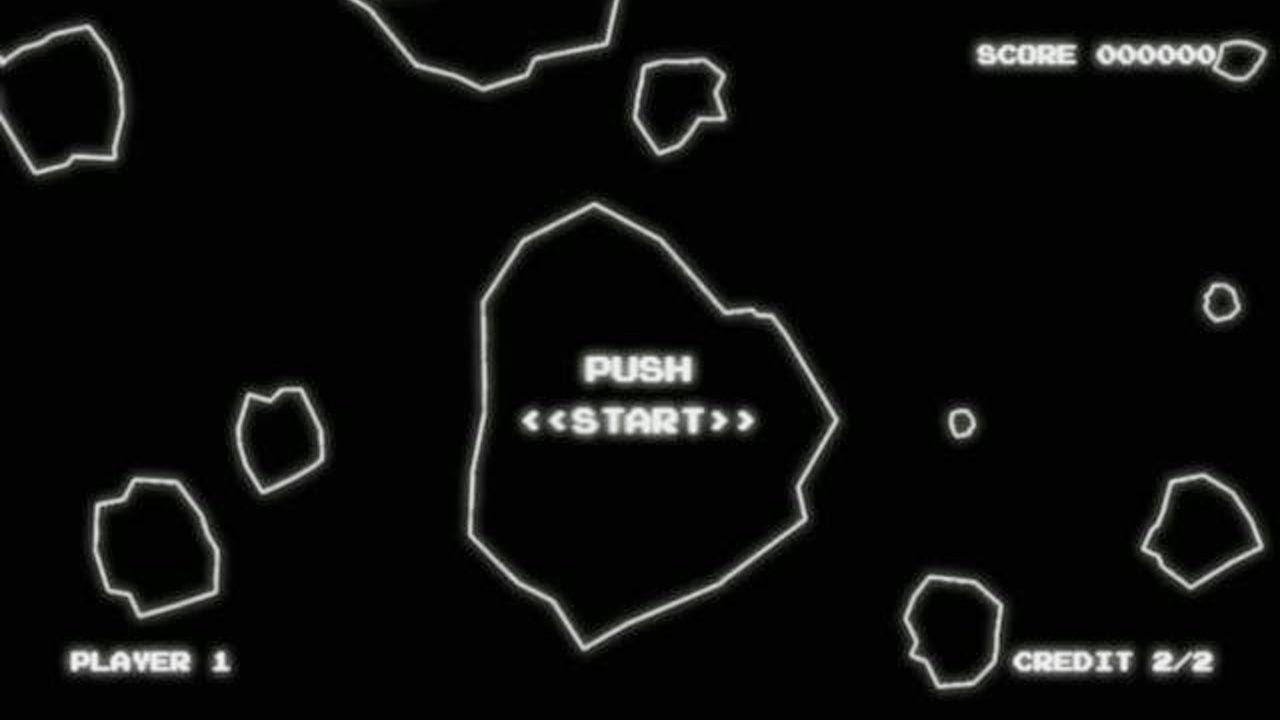 3d voxel vexel pixel game retro game over
