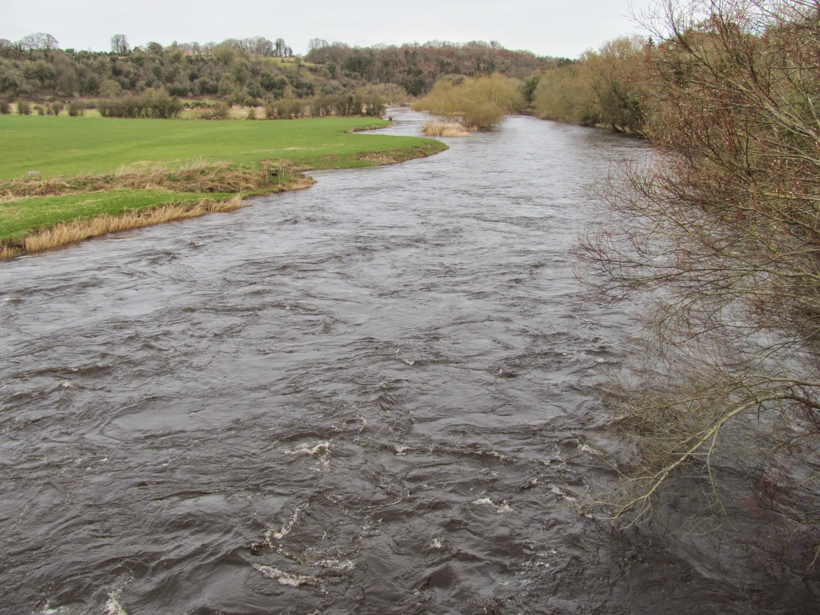 The Beautiful River Boyne Co. Meath, Ireland
