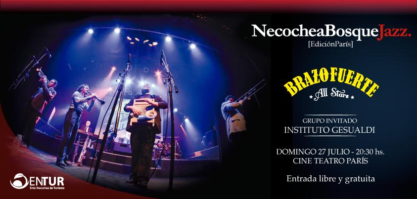 Necochea Bosque Jazz