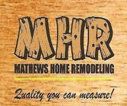 MHR - Mathews Home Remodeling