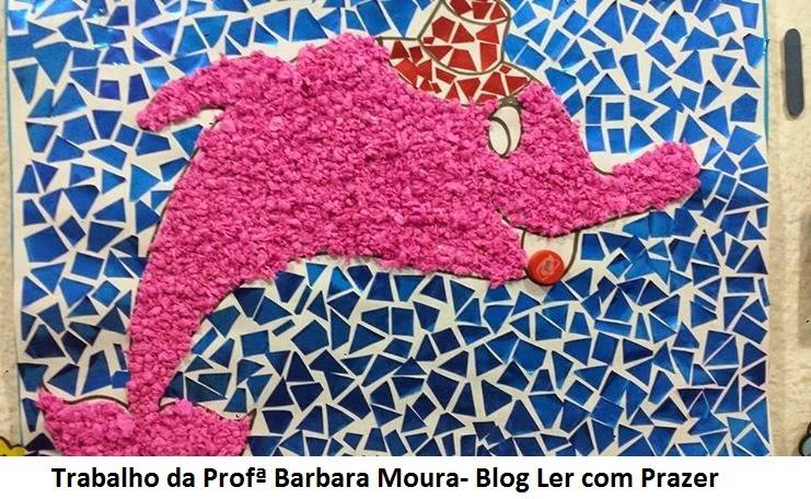 Suficiente Ler com prazer: Projeto Folclore :A Lenda do Boto Cor-de-Rosa DU36