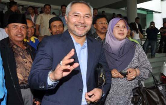 Khir Toyo Kini Bukan Lagi Seorang Datuk Seri