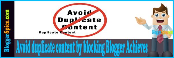 blogger tricks