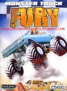 Monster truck fury demo