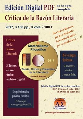 Crítica de la Razón Literaria - Edición Digital PDF