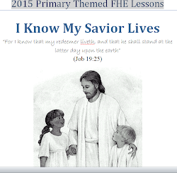 2015 Primary Themed FHE Lessons