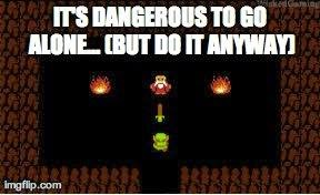 Legend of Zelda Meme