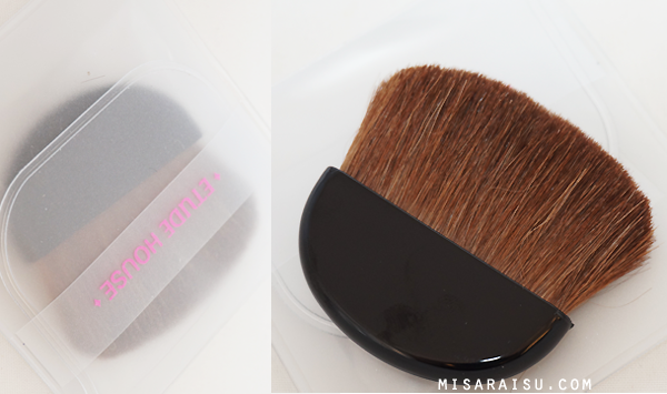 contour highlighter etude house brush