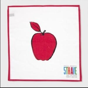 Apple handkerchief