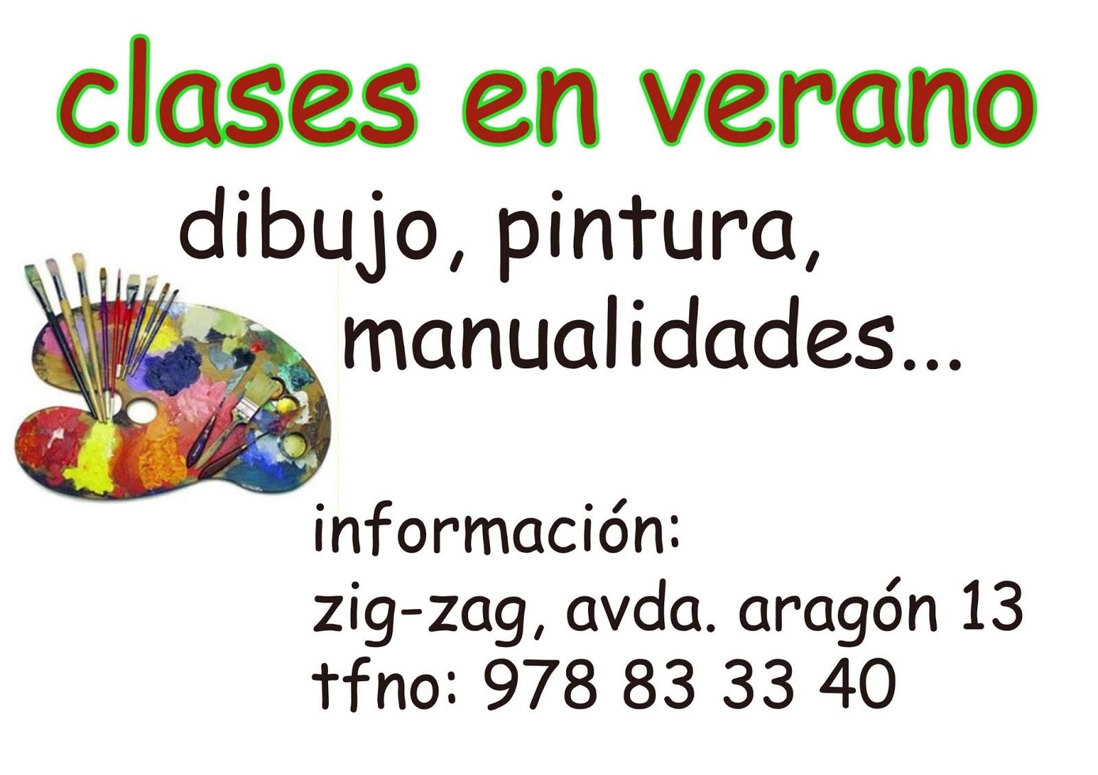 Manualidades y bellas artes zig zag avda arag n 13 alca iz - Clases de manualidades en madrid ...