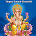 Happy Ganesh Chaturthi Greeting Cards