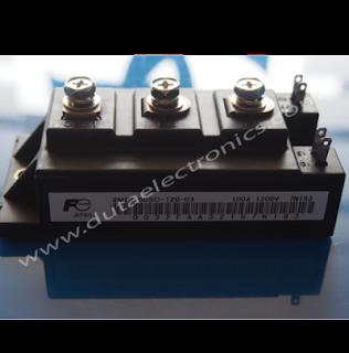 JUAL IGBT MODULE 2MBI100SC-120-03