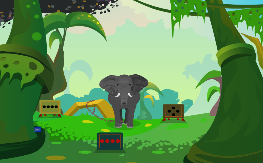 EscapeGamesZone Jungle El…