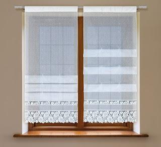 Roletki żakardowe HAFT - subtelna ozdoba okna