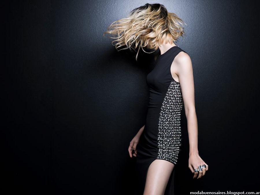 Looks de moda invierno 2015 Rosh.