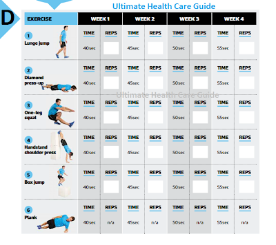 Fighter Body Workout