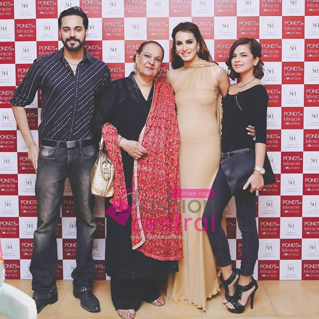 Nadia Hussain Celebrates Her 15 Successful Years In fashion Industry