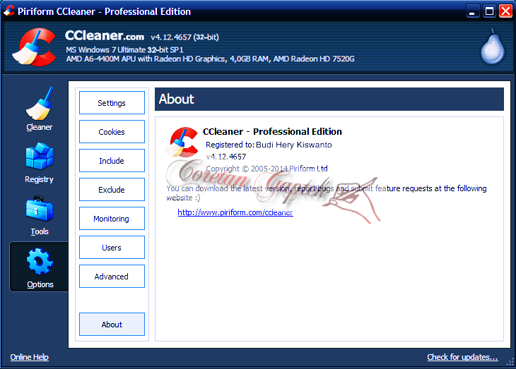 ss_CCleaner v4.12.4657 Professional Plus Final + Serial Number